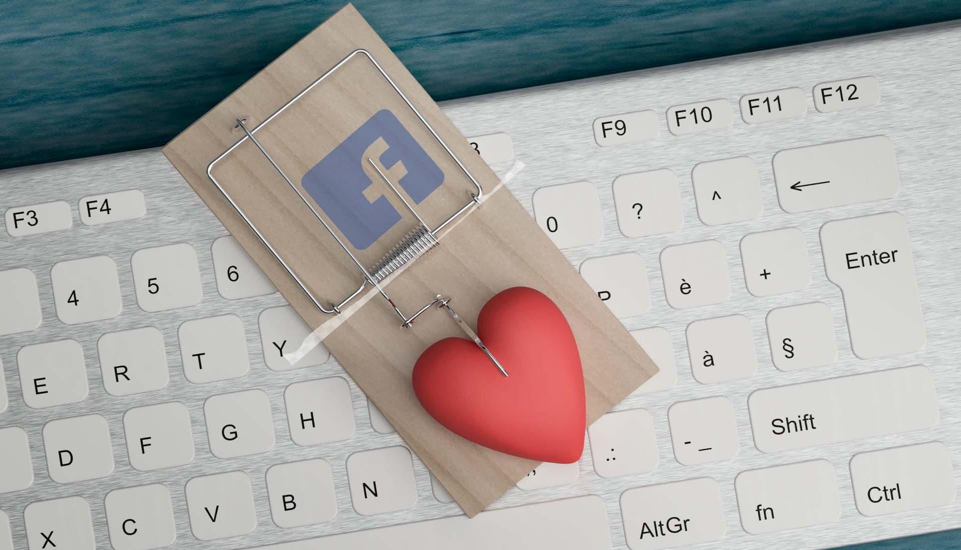 RomanceScam burla no namoro netSegura
