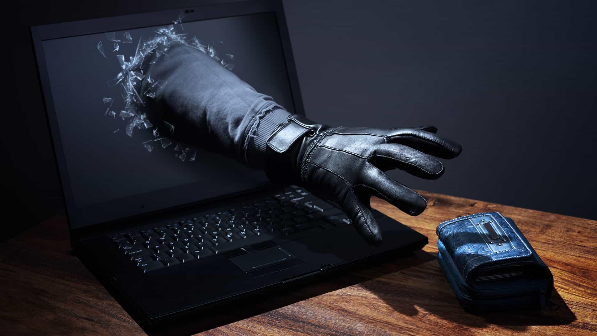 Fraude cartões de crédito phishing netSegura