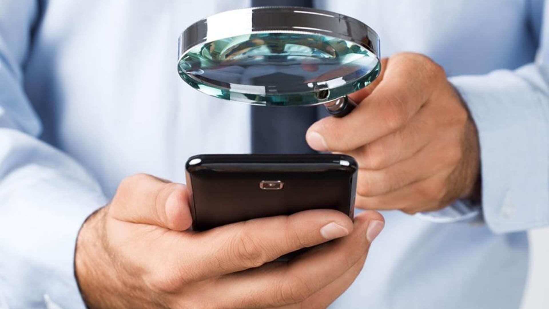 Monitorização dispositivos móveis netSegura