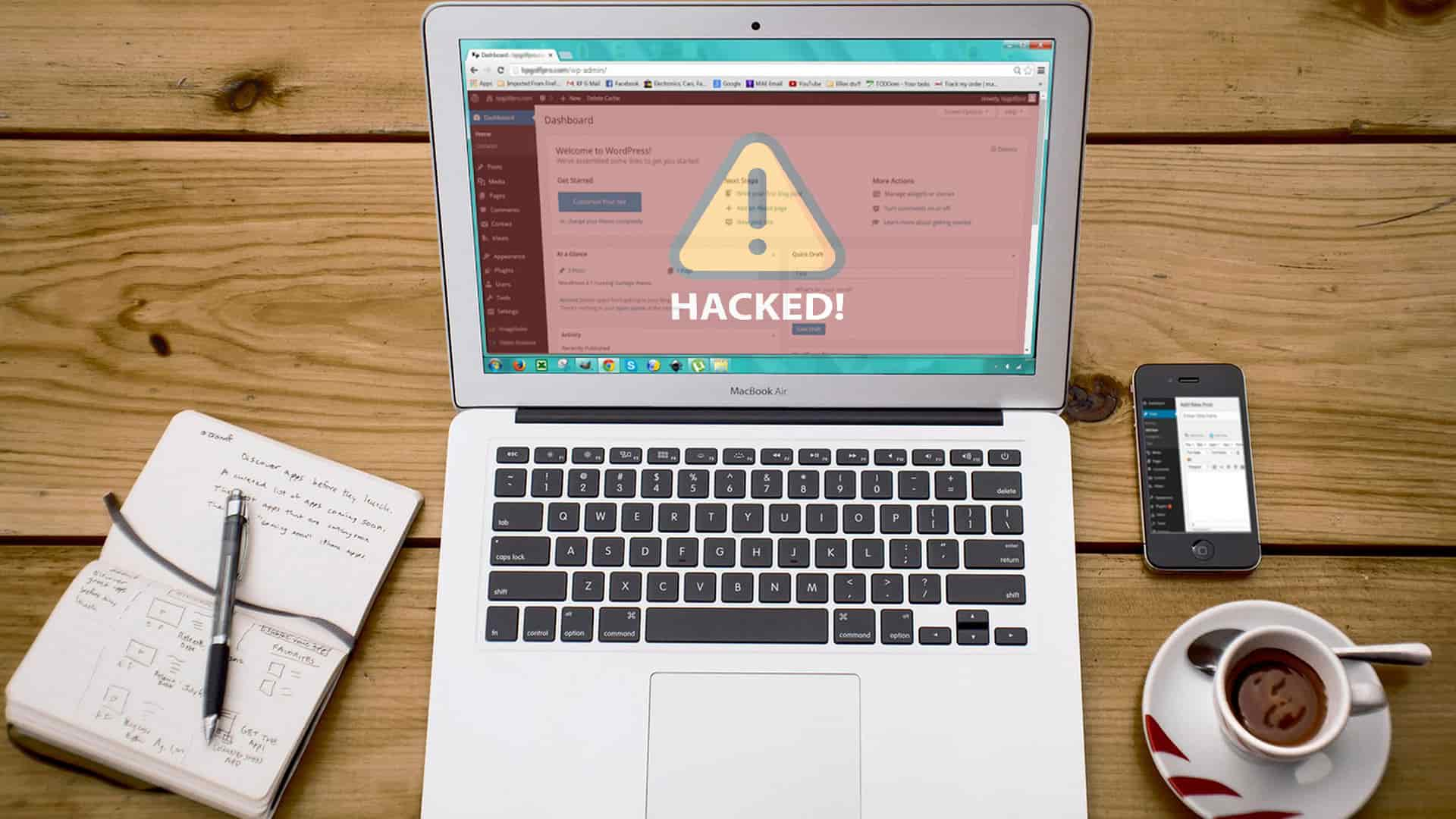 hacked_wordpress_extorsão