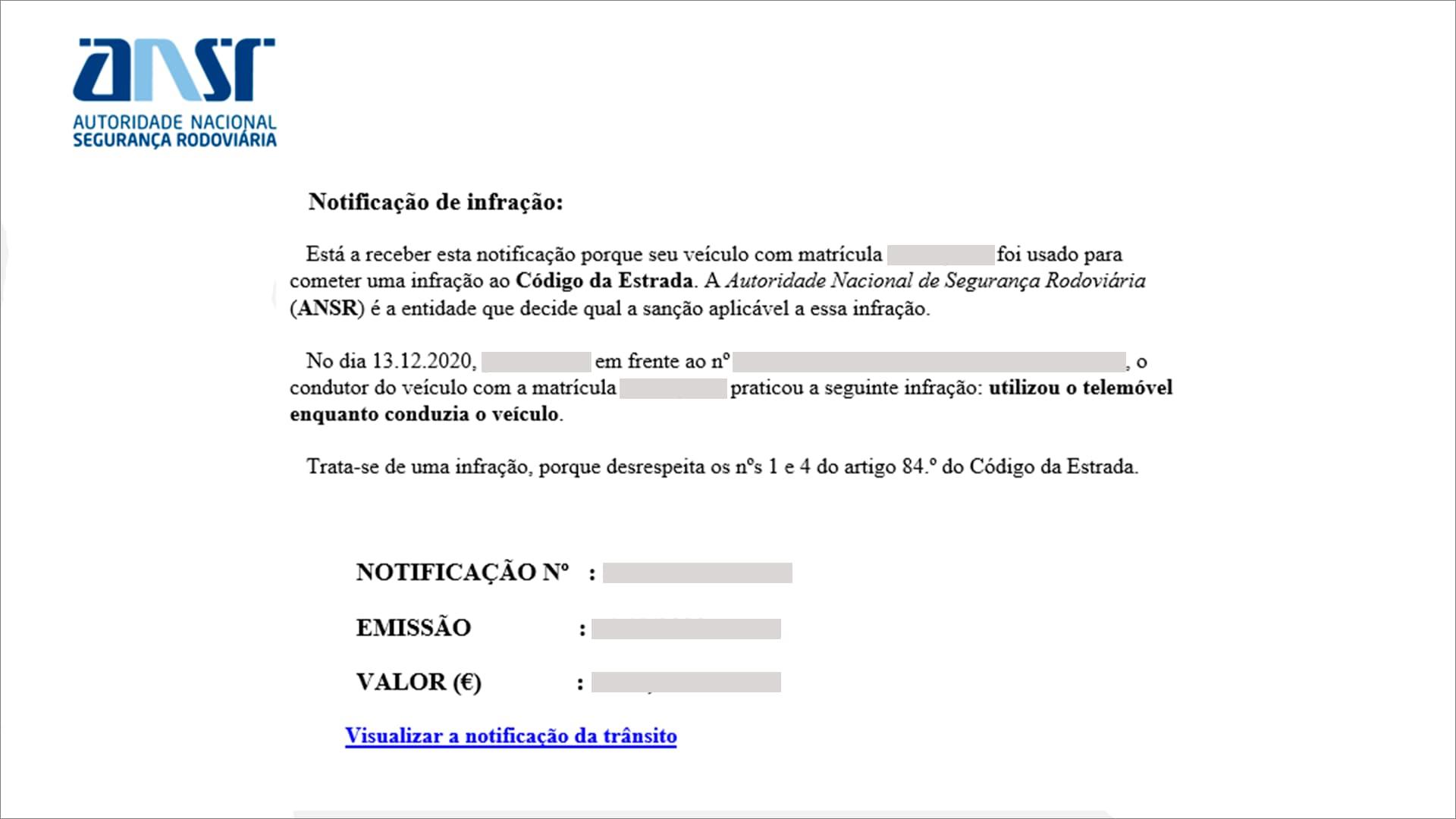 Phishing_Autoridade_Nacional_Segurança_Rodoviária_netSegura