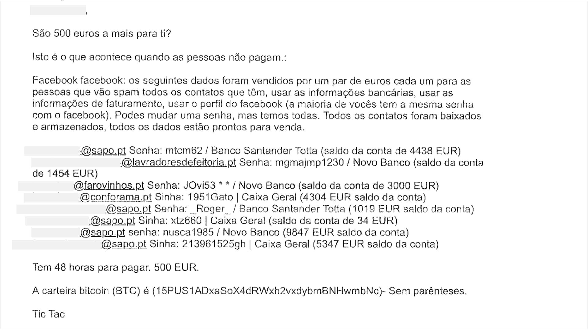 mensagem_spam_extorsão_netSegura